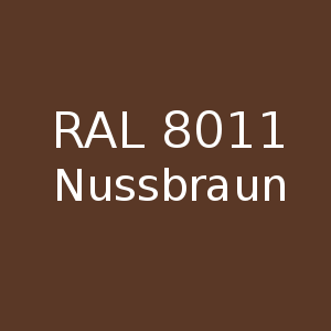 RAL8011
